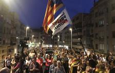 Més de tres mil persones es manifesten a Tortosa contra la sentència de l'1-O