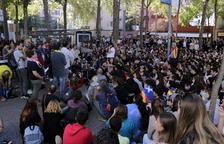 Presó sense fiança per a un dels detinguts per aldarulls a Girona i llibertat provisional per a 7 més