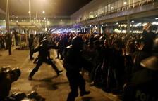 El SEM va atendre dilluns 131 persones, 115 a la T-1 de l'aeroport del Prat