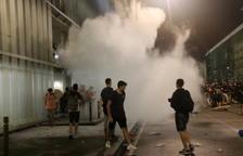 El Tsunami Democràtic demana que la protesta no sigui violenta malgrat la «brutalitat policial» dels últims dies