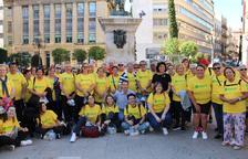 El programa Pas a Pas i l'ONCE s'uneixen en una nova caminada solidària i saludable per Reus