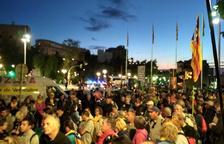 Un miler de persones inicien la Marxa per la Llibertat des de Tarragona