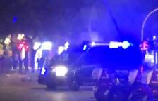 Pau Ricomà visita el noi atropellat pels Mossos