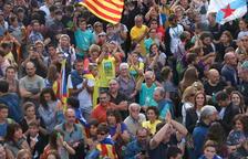 El Consell per la República demana «seguir mobilitzats i persistir des de l'acció no-violenta»