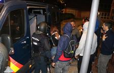 Cinc detinguts dijous a Tarragona passaran a disposició judicial en les properes hores