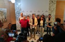 Ricomà: «L'origen de l'actual situació és una sentència que retalla drets i llibertats»