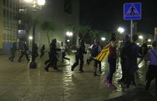 Detienen a uno de los responsables de las protestas por la sentencia del 1-O en Tarragona