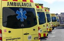 Sancionen 21 bases d'ambulàncies de Tarragona per no estar adequades