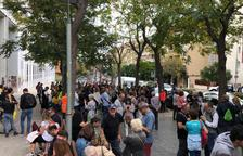 La mobilització 'Pícnic per la Llibertat' es dirigeix als Jutjats de Tarragona