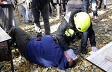 Quatre persones perden la visió d'un ull i 579 ferits arreu de Catalunya
