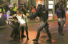 Donen l'alta a tots els hospitalitzats a Catalunya pels aldarulls derivats de la sentència