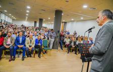 Ortega Smith: «Defensem Espanya  amb totes les conseqüències»