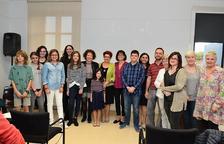 Se entregan los premios del XXXVIII Concurso literario Vila de Mont-roig