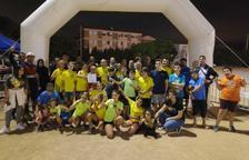 Bona participació en la 9a edició de les 12 hores d'Atletisme de Vila-seca