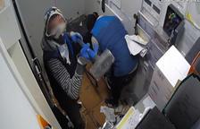 Detenen dos especialistes en robatoris pel mètode del butró