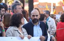 Òmnium y la ANC critican la cifra de asistencia en la manifestación de Barcelona dada por la Guardia Urbana