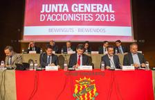 El Palau de Congressos acull avui la Junta General d'Accionistes del Nàstic