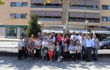Es reuneixen 26 dels fundadors del Club San-Jo, de Torreforta