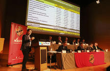 El Nàstic presenta un pressupost de sis milions d'euros per al curs 2019-20