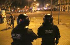 El Gobierno abre 15 investigaciones a los Mossos en las protestas por la sentencia del 1-O