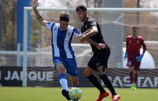 La feblesa de l'Espanyol B com a visitant és el clau al qual s'agafa un Nàstic que el rebrà diumenge