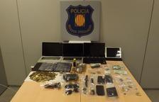 Desarticulat un grup criminal que havia robat en habitatges de Sant Cugat i Tarragona