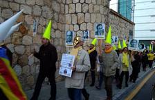 El CDR de Tarragona suspèn temporalment les trobades davant de les Teresianes