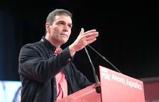 El PSOE elimina del seu programa la promesa de més autogovern per a Catalunya