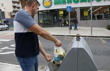 La recollida selectiva s'estanca a les Terres de l'Ebre i repunta un 6% al Camp de Tarragona