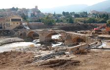 Indignación en la Conca con el gobierno español porque todavía no los ha incluido en el real decreto para los aguaceros