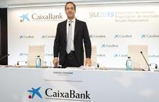 Caixabank guanya 1.266 MEUR fins al setembre