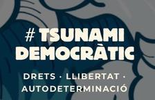 Tsunami Democràtic revela que més de 40.000 persones han validat la seva aplicació amb codi QR