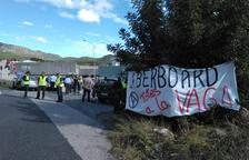 Els treballadors d'una empresa d'Alcover inicien una vaga indefinida