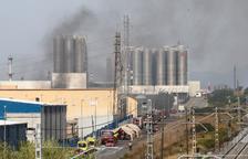 Territori diu que va detectar concentracions mínimes d'amoníac per l'incendi de Miasa