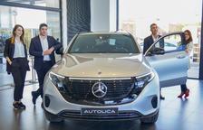 Cent per cent elèctric, cent per cent Mercedes