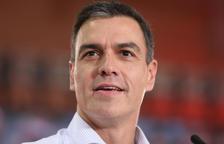 El PSOE perd un diputat i Vox arriba als 53 escons amb el 85% escrutat