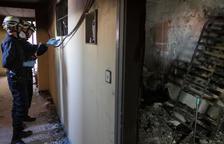 Arrenca el judici contra l'acusada de calar foc a un pis de Reus per intentar matar l'exparella