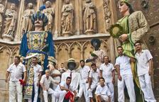 Tarragona restaurarà els Gegants Moros i els Negritos per la seva exposició