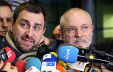 La justícia belga deixa en llibertat sense fiança Comín i Puig i decidirà si uneix el seu cas al de Puigdemont
