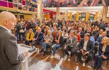 Cayetana titlla de «congrés de xenòfobs» l'acte de Junts x Catalunya