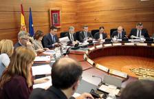 Sánchez presideix a la Moncloa una reunió del comitè de seguiment de la situació a Catalunya