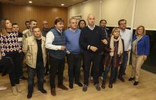 Jordi Roca: «Tenim un projecte fort que tornarà a manar a Espanya i a Catalunya»