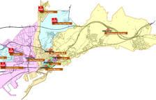 ERC se impone en 6 distritos del centro de Tarragona y Levante y el PSC en Ponent y en votos