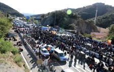 Tsunami Democràtic dona per assolides les tres jornades de protesta que havia convocat