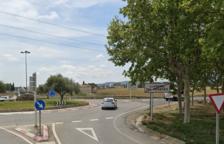 Un hombre herido menos grave en una salida de vía en Llorenç del Penedès