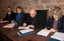 El Bisbat de Tortosa mantiene las misas y las iglesias abiertas a pesar de la expansión del coronavirus