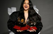 Rosalía publica 'TKN', nueva canción y videoclip con el rapero Travis Scott