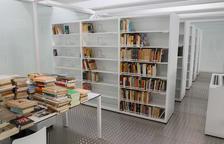 La Biblioteca Pere Anguera i la Xavier Amorós de Reus amplien el seu fons