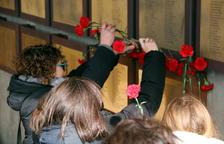 Capella insisteix que el Govern assumirà «la feina ingent» de posar noms a totes les víctimes de la Guerra Civil