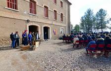 El Molar inaugura el Centre d'Interpretació de la histórica Mina Loussa, rehabilitado con la ayuda de la Diputación